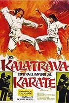 Image of Los Kalatrava contra el imperio del karate