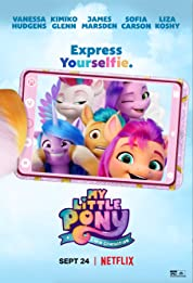 My Little Pony: A New Generation (2021) poster