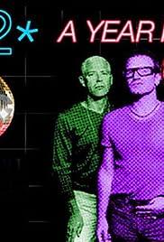 U2: A Year in Pop Poster