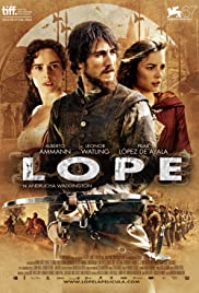 Lope (2010) Poster - Movie Forum, Cast, Reviews