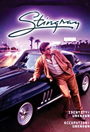 Stingray (1985) Poster - Movie Forum, Cast, Reviews