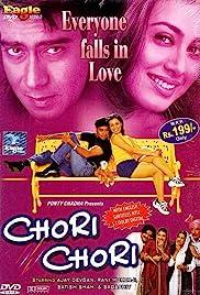 Chori Chori(2003) Poster - Movie Forum, Cast, Reviews