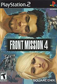 Front Mission 4 Poster