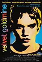 Velvet Goldmine (1998) Poster