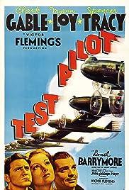 Test Pilot(1938) Poster - Movie Forum, Cast, Reviews