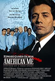 American Me (1992) Poster - Movie Forum, Cast, Reviews