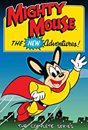 Mighty Mouse, the New Adventures Poster