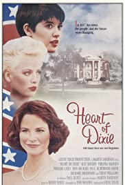Heart of Dixie (1989) Poster - Movie Forum, Cast, Reviews