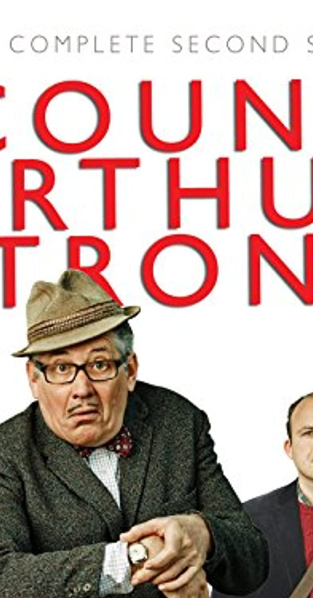 When is Count Arthur Strong coming back to TV? Series 3 ...