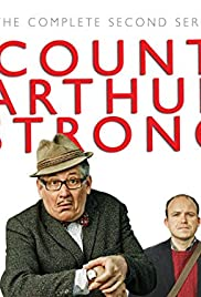 Count Arthur Strong Poster