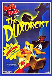 The Duxorcist Poster