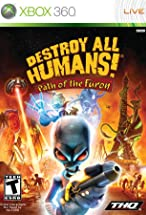 Primary image for Destroy All Humans: Path of the Furon