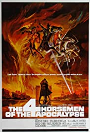 The Four Horsemen of the Apocalypse (1962) Poster - Movie Forum, Cast, Reviews