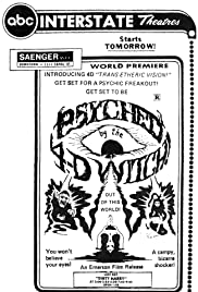 Psyched by the 4D Witch (A Tale of Demonology) (1973) Poster - Movie Forum, Cast, Reviews