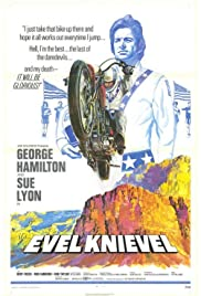 Evel Knievel (1971) Poster - Movie Forum, Cast, Reviews