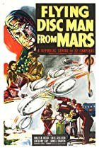 Image of Flying Disc Man from Mars