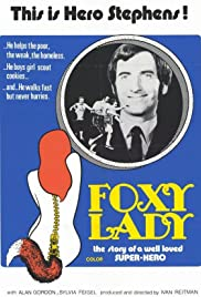 Foxy Lady Poster