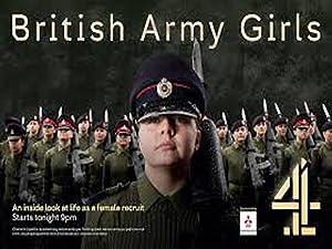 British Army Girls