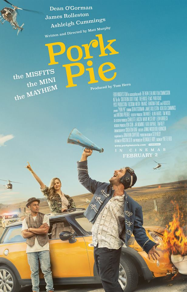 Pork Pie (2017) Subtitle Indonesia