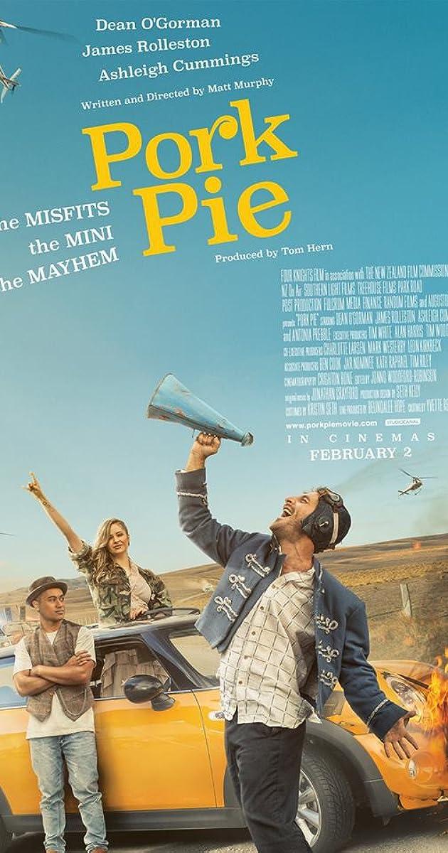 Pork Pie (2017) - IMDb