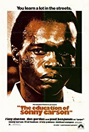 The Education of Sonny Carson Poster