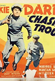 Chasing Trouble Poster