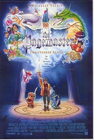 Poster Der Pagemaster - Richies fantastische Reise