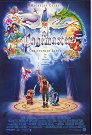 The Pagemaster (1994) Poster - Movie Forum, Cast, Reviews