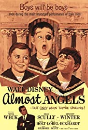 Almost Angels (1962) Poster - Movie Forum, Cast, Reviews