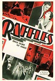 Raffles(1930) Poster - Movie Forum, Cast, Reviews