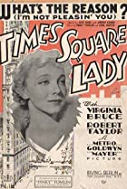 Image of Times Square Lady