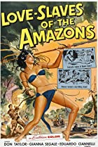 Image of Love Slaves of the Amazons