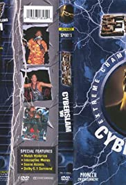 ECW Cyberslam '99 Poster