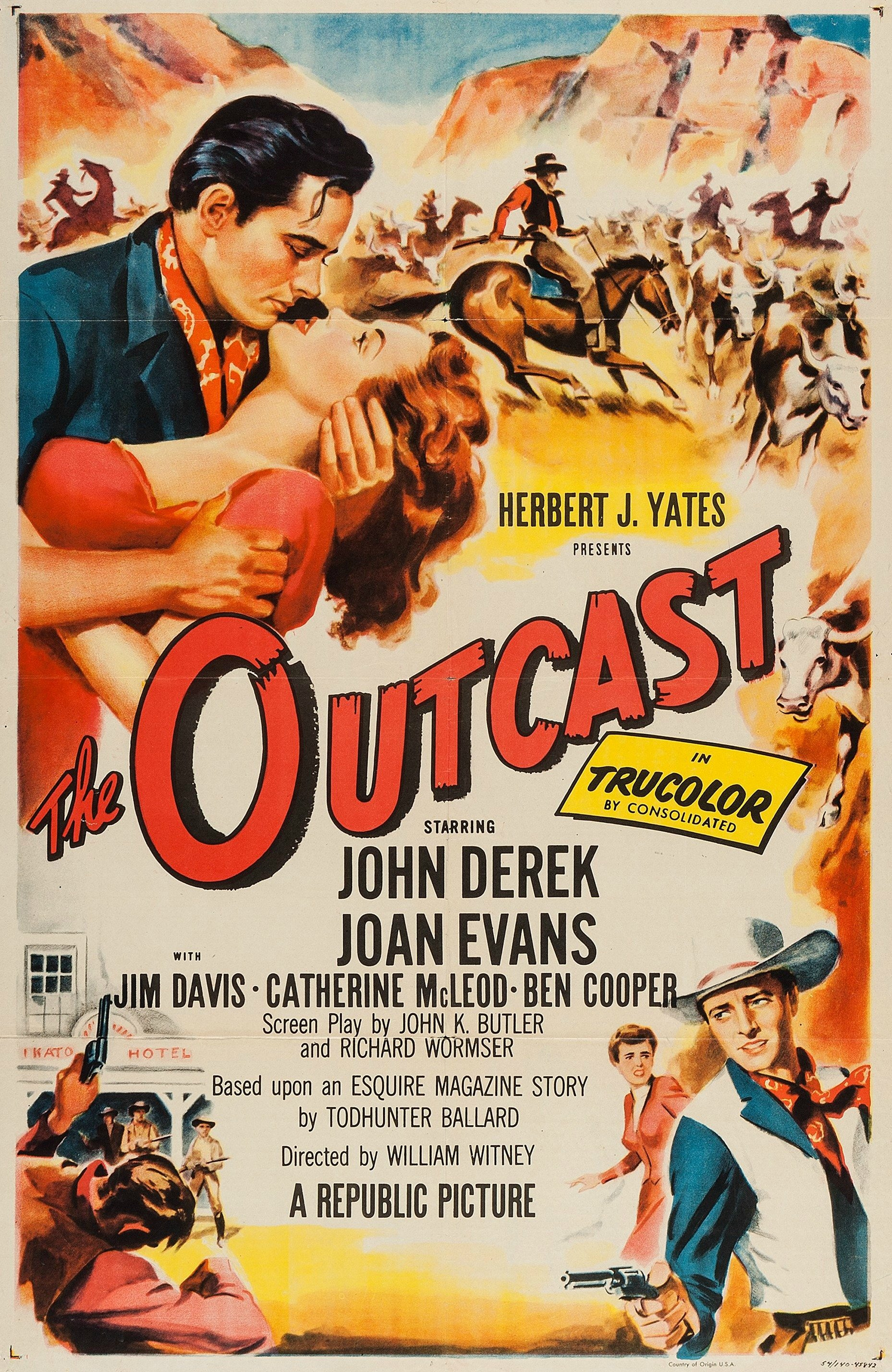 image The Outcast Watch Full Movie Free Online