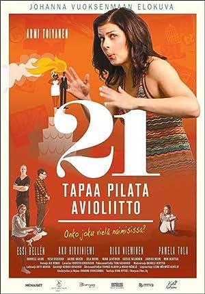 21 tapaa pilata avioliitto (2013)