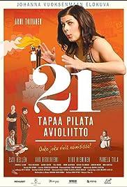 21 tapaa pilata avioliitto Poster