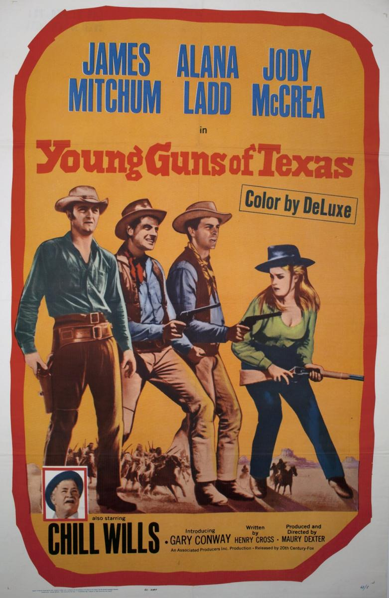 image Young Guns of Texas Watch Full Movie Free Online