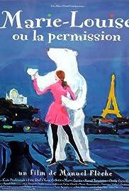 Marie-Louise ou la permission Poster