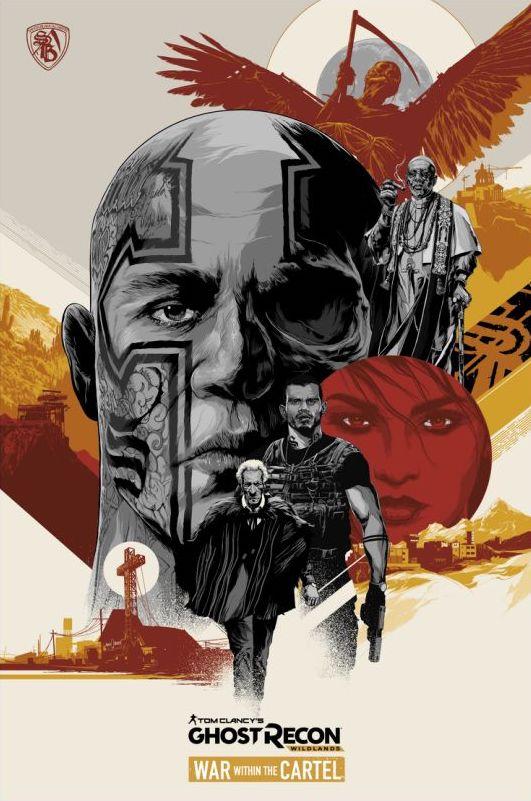 Фильм Tom Clancy's Ghost Recon Wildlands: Война внутри картеля  (2017)