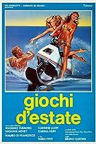 Giochi d'estate (1984) Poster