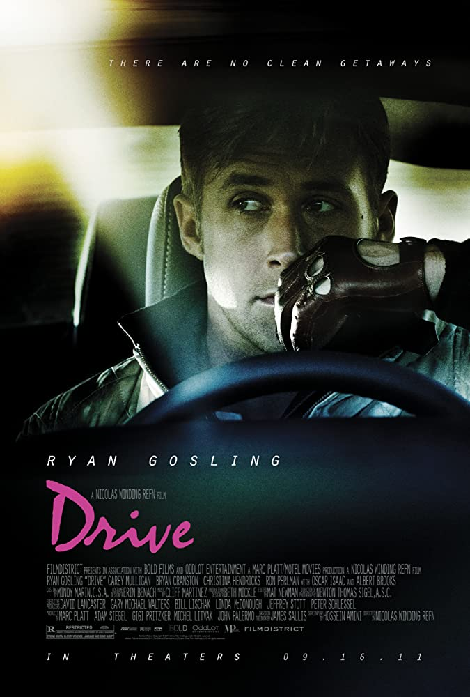 Drive filmposter