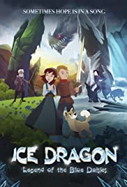 Ice Dragon: Legend of the Blue Daisies