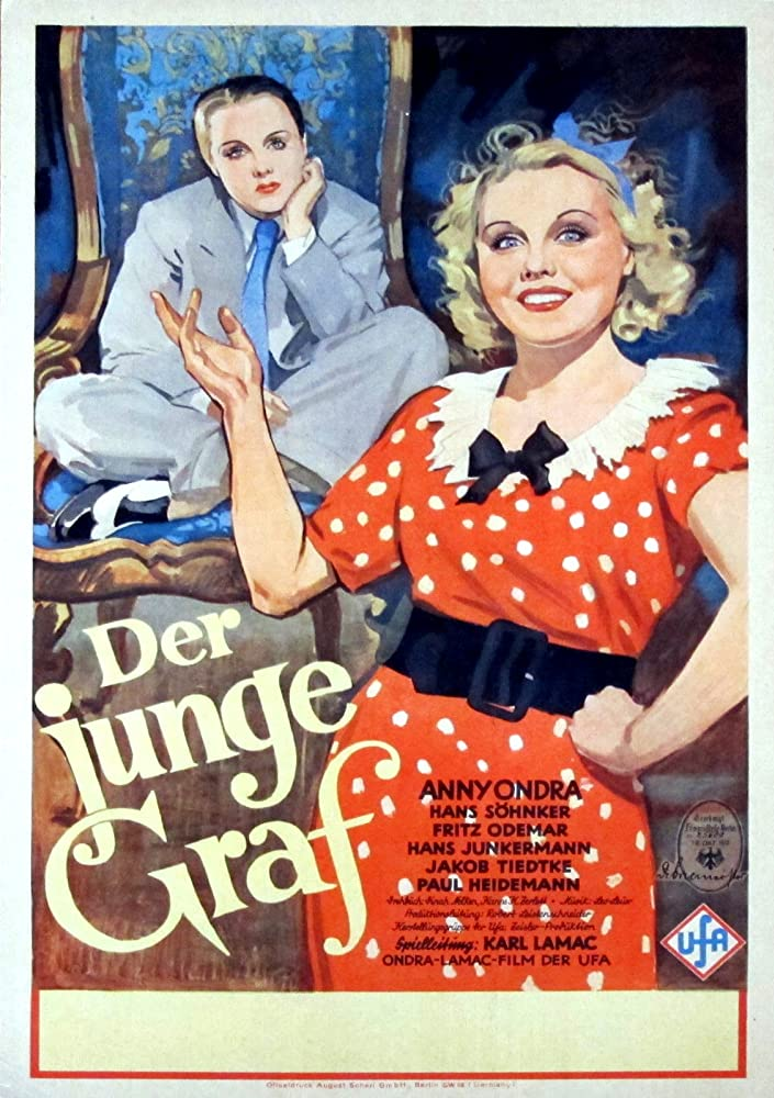 The Young Count The Young Count 1935