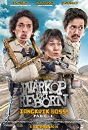 Warkop DKI Reborn: Jangkrik Boss Part 1 (2016) Poster - Movie Forum, Cast, Reviews
