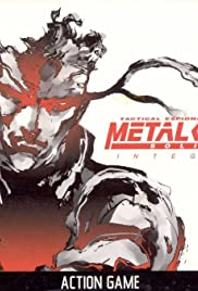Metal Gear Solid: Integral (1999) Poster - Movie Forum, Cast, Reviews