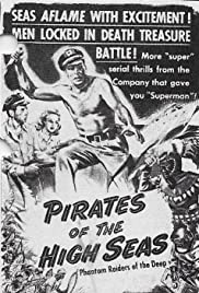 Pirates of the High Seas Poster