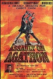 Assault on Agathon Poster