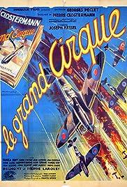 Le grand cirque Poster