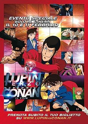 ver Lupin III vs. Detective Conan: La película