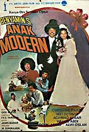 Si Doel anak modern Poster